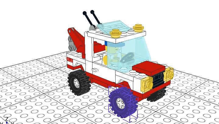LeoCAD – 好玩又富教育意義電腦樂高積木遊戲設計軟體下載