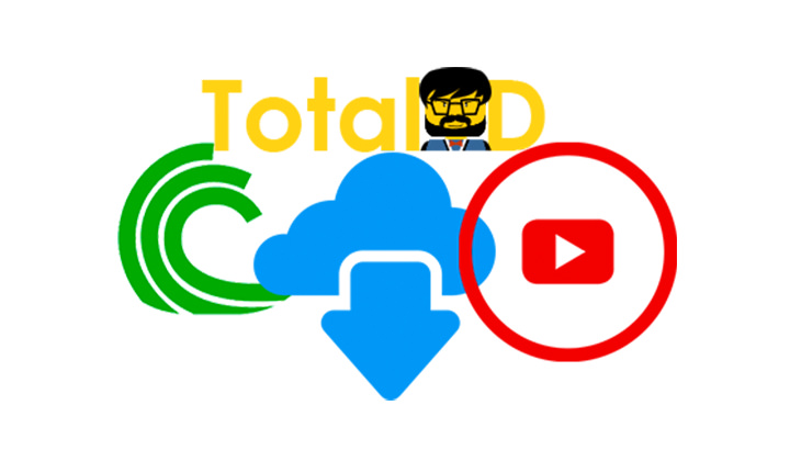 TotalD 線上網路影片/BT免空多功能下載器
