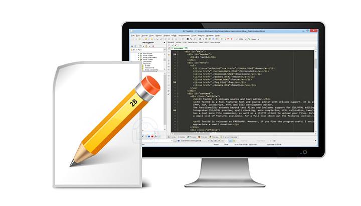 RJ TextEd – 免費功能強大/專業文字編輯器@免安裝中文版