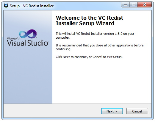 [教學] VC Redist Installer – Visual C++ 運行庫整合包@解決遺失 VCOMP110.DLL 遊戲無法啟動問題