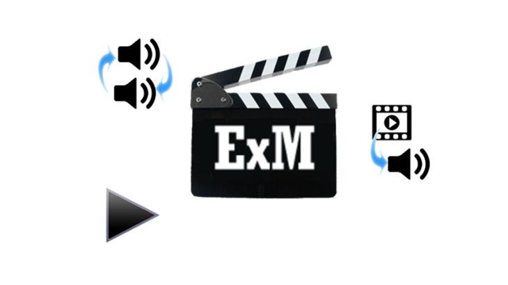 ExMplayer 支援影片字幕下載/音樂轉檔截取/影片畫面抓取多功能播放器@免安裝版
