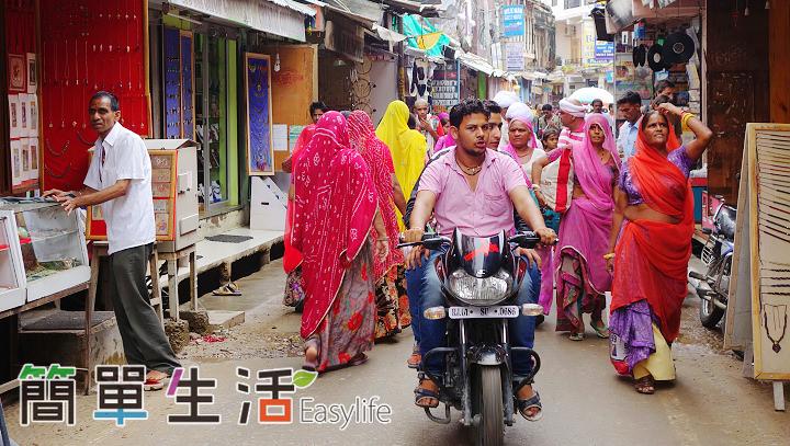 [印度普斯赫卡爾 Pushkar 旅遊] 印度人朝拜梵天神必訪聖湖@人文街景隨拍