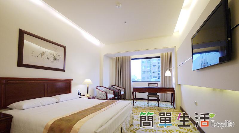 [中壢住宿] 景園大飯店 King's Paradise Hotel@服務好又乾淨商務旅館
