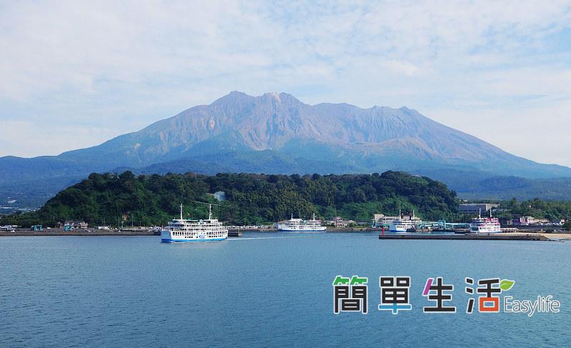 [鹿兒島旅遊] 櫻島一日遊/景點推薦/壯觀火山展望台/渡輪公車交通資訊