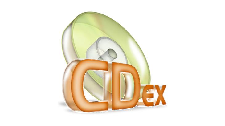 CDex 音樂 CD 轉檔為 MP3 格式軟體下載@免安裝中文版