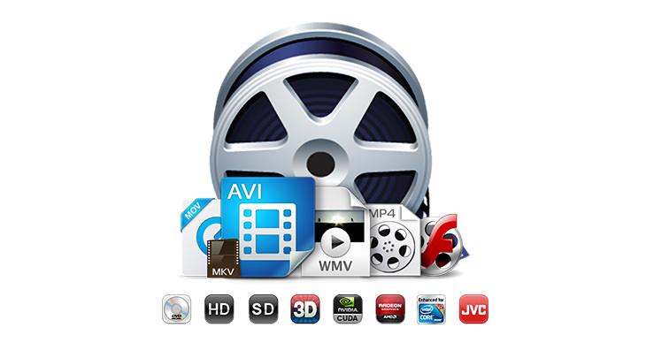 Any Video Converter 免費專業影音轉檔軟體下載@最新免安裝中文版