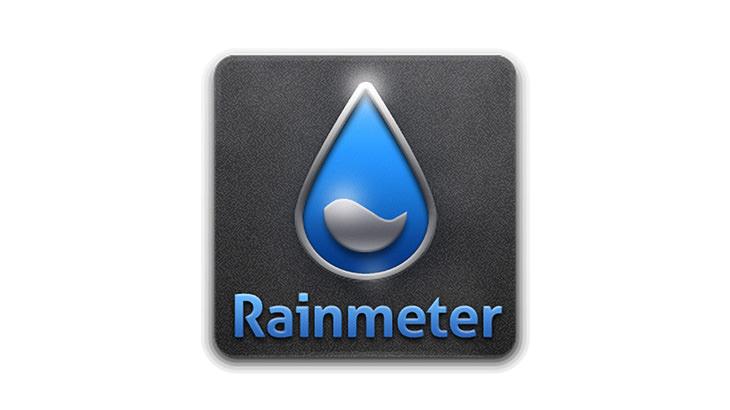 Rainmeter 桌面美化 & Windows 可換主題 Skin 顯示天氣軟體下載 (附影音教學)@免安裝中文版