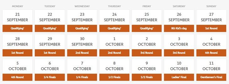 法網直播 | 2021 法國網球公開賽 French Open 網路轉播線上看、賽程時間
