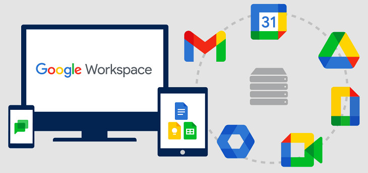 Google Workspace 取代 G Suite 全新登場之雲端協作好幫手 + 價格方案資訊
