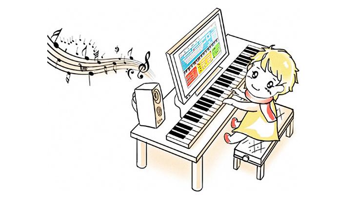 人人鋼琴 Everyone Piano 學習彈鋼琴、電腦模擬鋼琴功能軟體下載@免安裝中文版